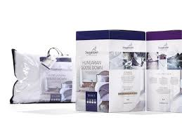 Bed Linen Packaging Design Snuggledown On Packaging Of The World Creative Package