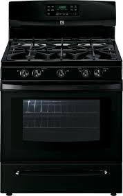 kenmore 5 burner gas stove. Plain Stove Kenmore 74139 50 Cu Ft Freestanding Gas Range WVariable SelfClean   Black With 5 Burner Stove E