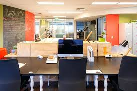 Office Design Modern Activity Based Working Environment Grids And