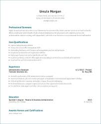 Skills For Office Assistant Resume Igniteresumes Com