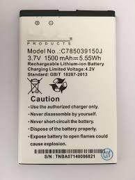 BLU Dash JR 4.0 K Battery ...