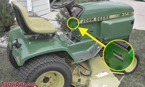 tractordata com john deere 314 tractor information John Deere 316 Wiring Diagram Download photo of 314 serial number John Deere 316 Lawn Tractor