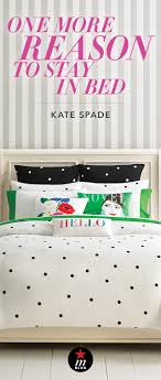 Kate Spade Bedding This Just In The Kate Spade New York Bedding Collection Has