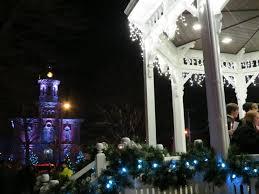 Chardon Christmas Tree Lighting Christmas Lighting Of The Square Chardon Events