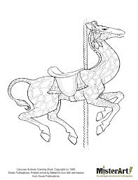Small Picture Carousel Coloring Pages Print and color this image from