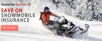 save on snowmobile insurance