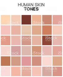 Skin Tone Color Chart Photoshop Skin Color Chart Art Www Bedowntowndaytona Com