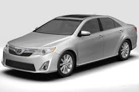 2012 Toyota Camry 3d Model Vehicles 3d Models Corolla 3ds max fbx ...