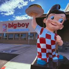 Big Boy returns to Nevada with classic burgers and shakes - Eater ...