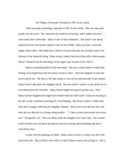 the great gatsby essay daisy the flapper stereotype portrayed 11 the great gatsby essay daisy the flapper stereotype portrayed in the great gatsby there are many interesting characters in the great gatsby they