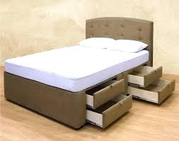 Platform Full Size Bed Frame Extraordinary Queen Bed With Headboard ...
