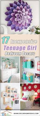 17 ways to decorate a teenage girls bedroom best diy and inexpensive ideas on
