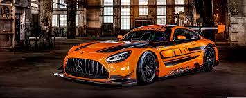 Orange Mercedes AMG GT3 Race Car 2019 Ultra HD Desktop Background Wallpaper  for : Widescreen & UltraWide Desktop & Laptop : Multi Display, Dual &  Triple Monitor : Tablet : Smartphone