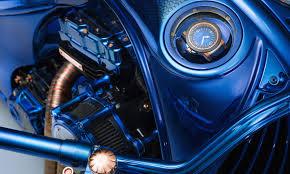 bucherer blue edition harley davidson