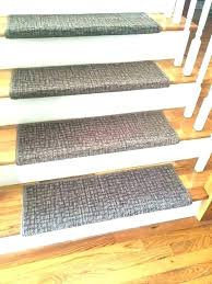 wool stair tread rugs treads braided consider to try rug fame throughout carpeted set of 4 bullnose wood stair treads braided sears area rugs