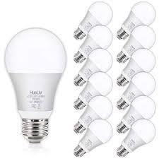 100 Watt Equivalent A19 Led Light Bulb Details About A19 Led Light Bulbs 100 Watt Equivalent 5000k Daylight White No Flicker E26 Non