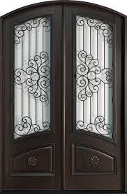 front door doubleFront Door Custom  Double  Solid Wood with Espresso Finish