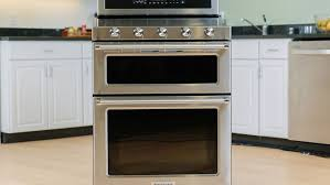 kitchenaid kfdd500ess review versatility outweighs uneven performance for this double oven