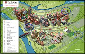 soups symposium on usable privacy and security Carleton University Parking Map the map also shows the on campus residence housing and the campus entrance, circle in blue bus stops are shown as red stars the campus also offers an Carleton University Blank Map