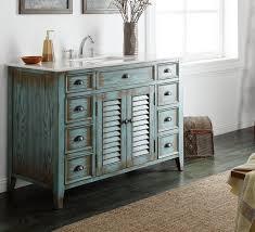 Driftwood Bathroom Vanity Bedroom Elegant Reclaimed Wood Single Bathroom Vanity Black Marble