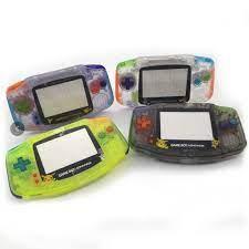 Vỏ bảo vệ dành cho máy chơi game Gameboy Advance GBA