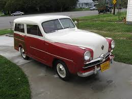 bob s 1951 crosley super station wagon 6