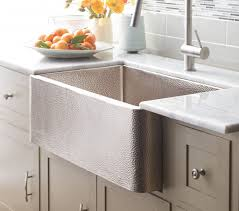 farmhouse sinks kitchen paragon copper apron front sinks can be porcelain stone stainless steel copper or