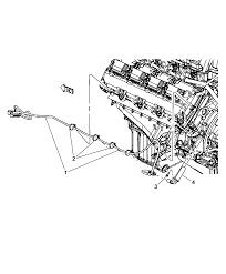 68219818aa genuine mopar cord engine block heater