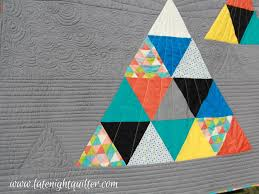 How to Cut 60 degree Equilateral Triangles from Fabric - YouTube &  Adamdwight.com