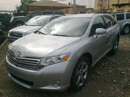 Tokunbo 2010 Toyota Venza V6 Awd/ Push Start Button..price: N5.9m ...