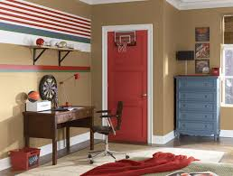 room paint red: sherwin williams jr varsity paint family like the red and khaki for charlies room