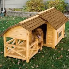 Creative Dog Houses Boomer Amp George Wooden Barn Dog House Walmartcom