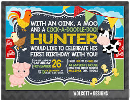 moo invitations farm birthday invitations 1st birthday farm invitations old