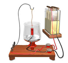self taught british scientist michael faraday 1791 1867 built the first primitive motor about 1821 shortly after the discovery that an electric cur