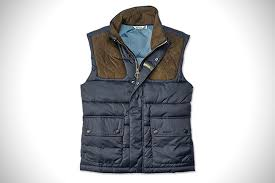 Close to the Vest: 15 Best Men's Vests for Fall | HiConsumption & Orvis Barbour Colwarmth Quilted Vest Adamdwight.com