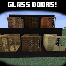 glass doors resource pack addition old version