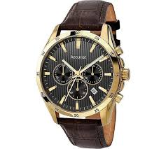 buy accurist men s chronograph brown leather watch at argos co uk accurist men s chronograph brown leather watch247 9536