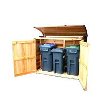 shed organizer home depot storage bins home depot garbage can enclosures home depot garbage storage shed
