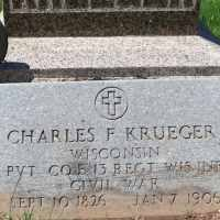 Carl Frederick Krueger (1826–1906) • FamilySearch