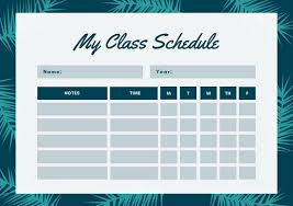 Design Schedule Template Schedule Designs Magdalene Project Org