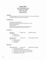 Computer Skills For Resume Interesting Computer Skills For Resume Unique Updated Resume For Cashier Job