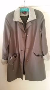 gallery petite olive green long coat las p m clothing shoes in alameda ca offerup