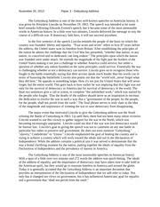 gettysburg address study resources gettysburg address essays