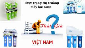 Thực trạng thị trường máy lọc nước tại Việt Nam hiện nay - Lọc Nước 365