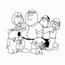 Family Guy Kleurplaten Leuk Voor Kids