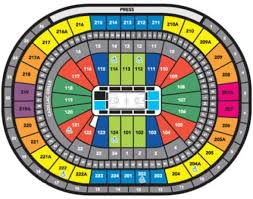 Sixers Game Seating Chart Philadelphia 76ers Tickets 46 Hotels Near Wells Fargo
