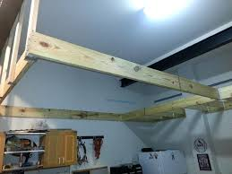how to build garage storage loft garage storage loft by matt in com decoration best garage
