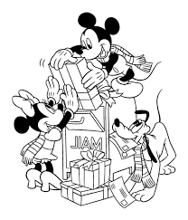 Mickey Minnie Pluto Coloriage Mickey Et Ses Amis Coloriages