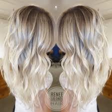 Blonde Hair Color On Black Hair