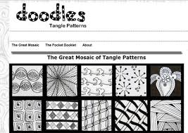 Tangle Patterns Interesting Tangle Brasil